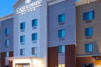 Candlewood Suites Dickinson Nd