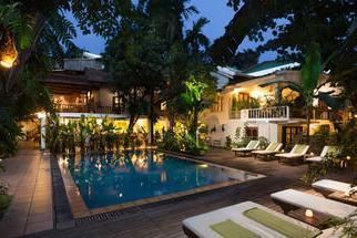 Villa Langka Hotel