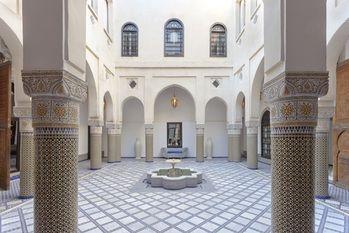 Palais Bahia Fes