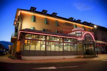 Hôtel le Tivoli