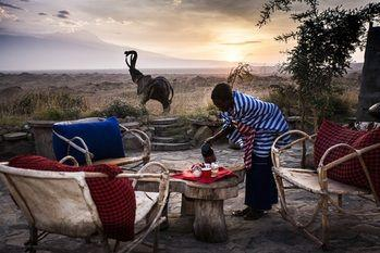 Maasai Lodge Tanzania - Africa Amini Life